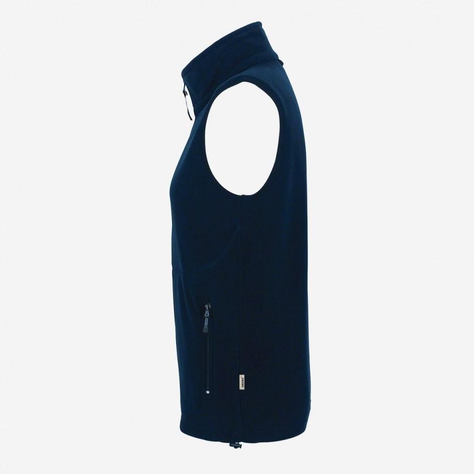 Hakro Fleece Vest Toronto 841 donkerblauw