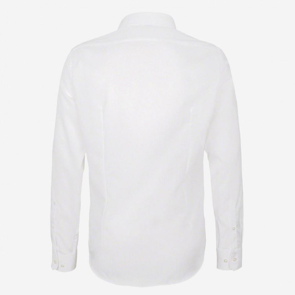 105 Hakro Long-sleeved Tailored Business Shirt
