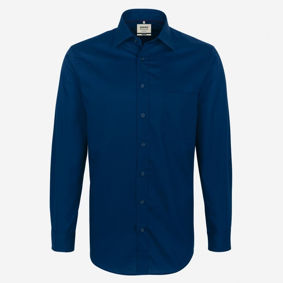 18 Long-sleeved Business Shirt