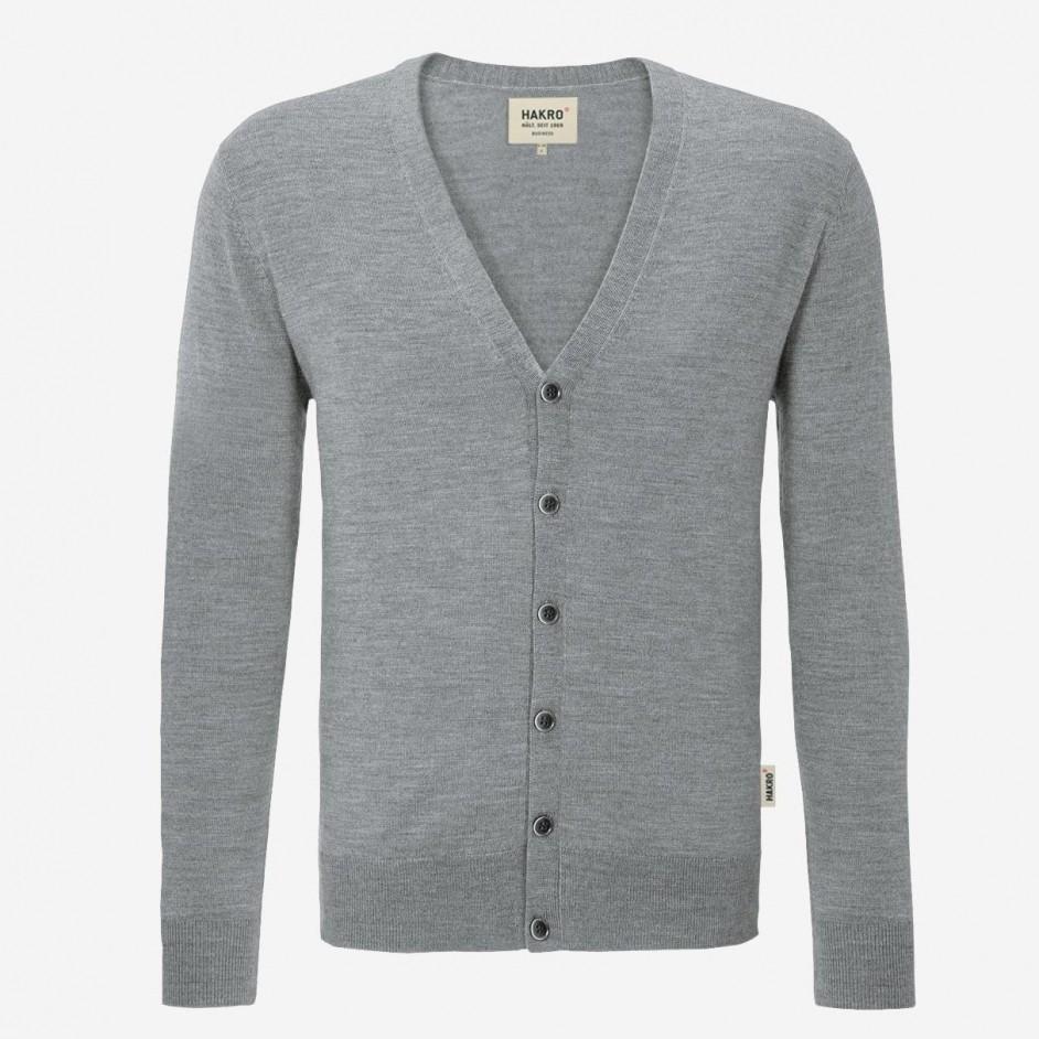 150 Hakro Merino Wool Cardigan