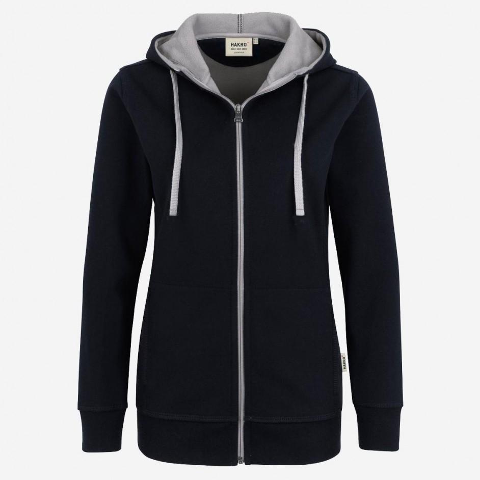 255 Dames Hakro Bonded Hooded Jacket