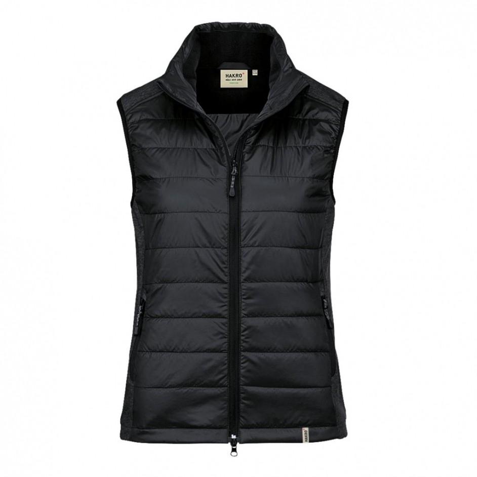 264 Dames Alabama Hybrid Vest Bodywarmer zwart