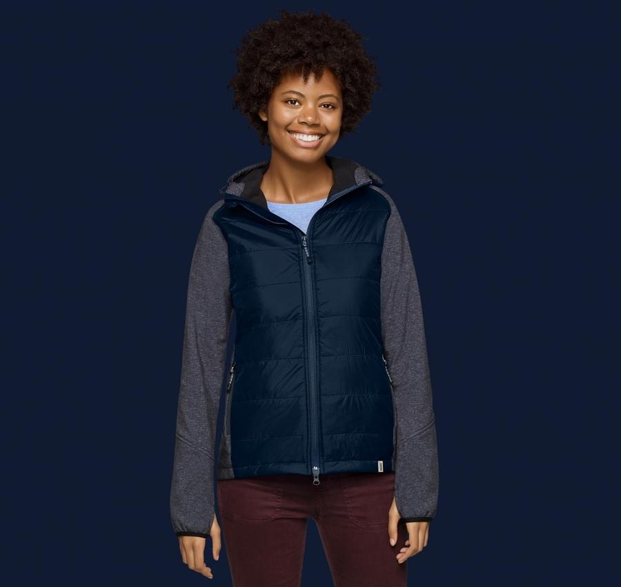 Hakro 265 Women's Maryland Hybrid Vest
