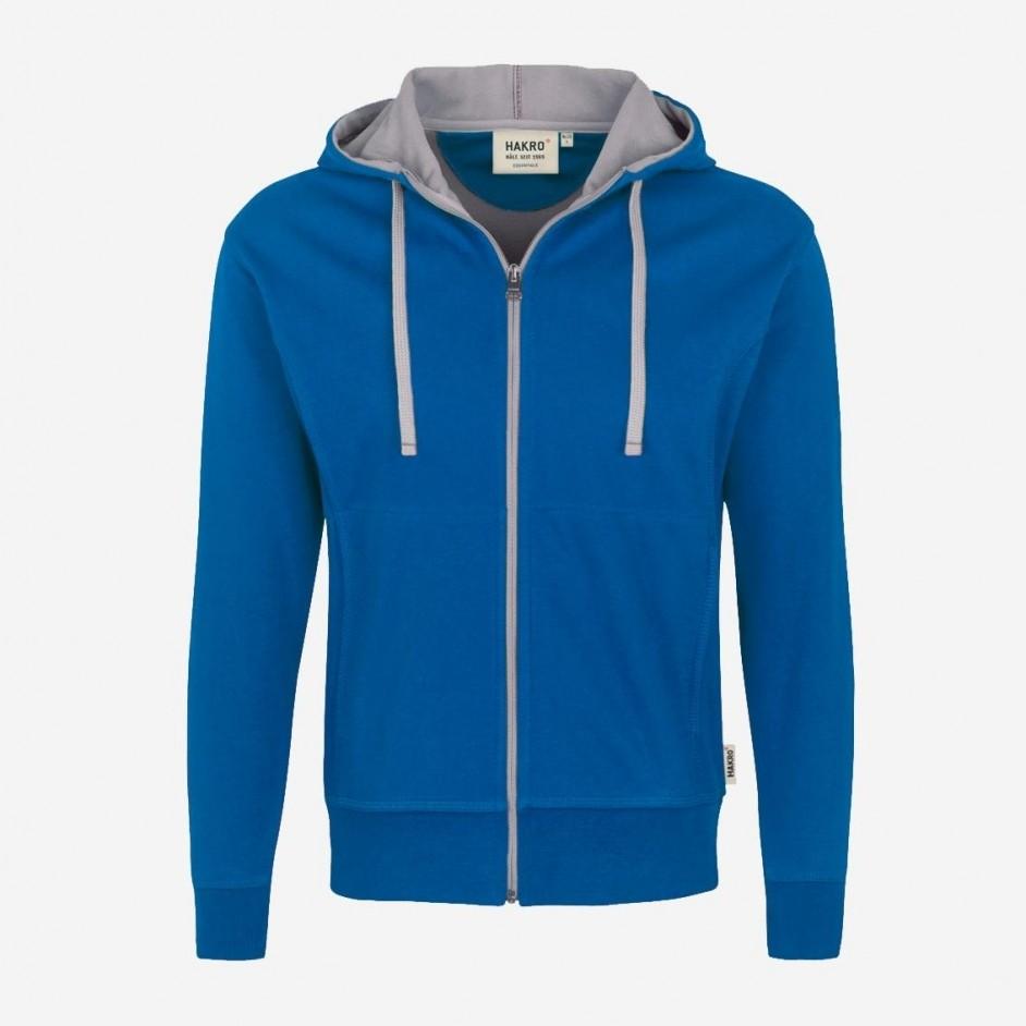 455 Hakro Bonded Hooded Jacket