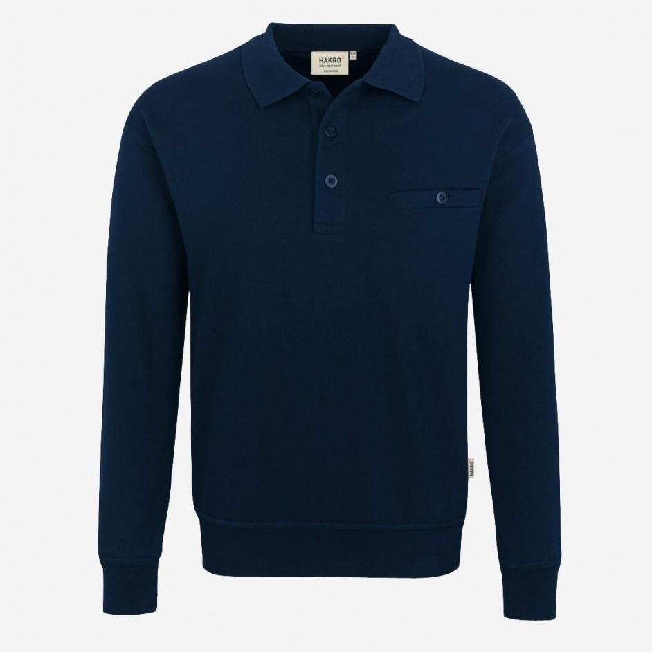 Hakro 457 sweatshirt Ink Blue