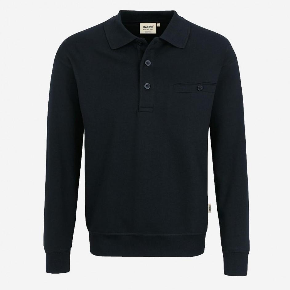 Hakro 457 sweatshirt Zwart