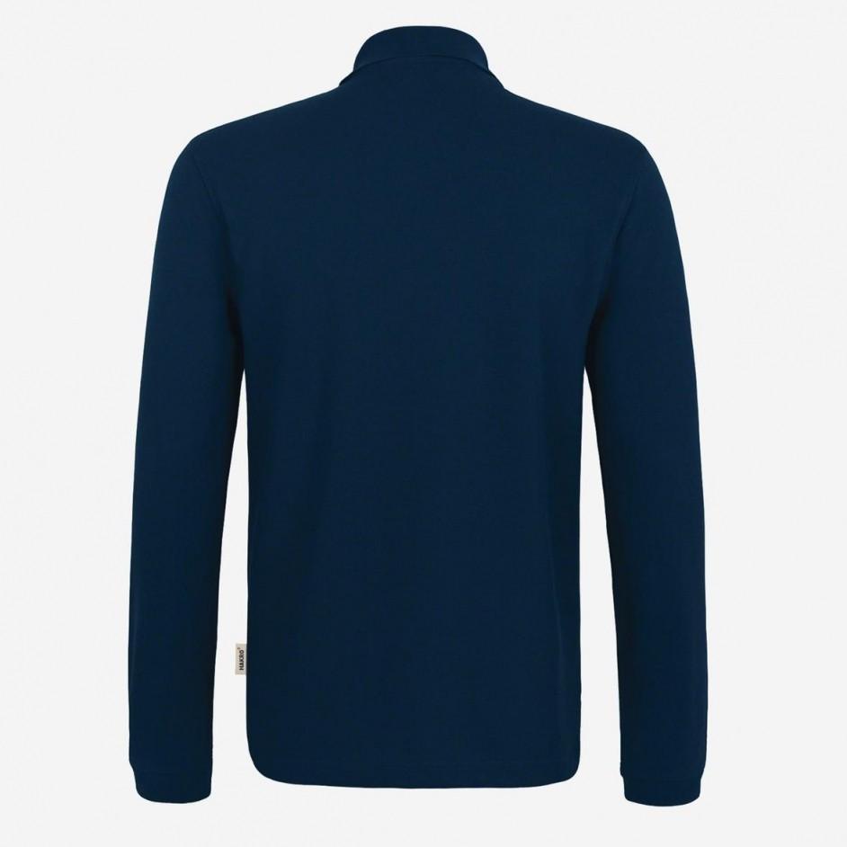 821 Hakro HACCP Long-sleeved Polo Shirt