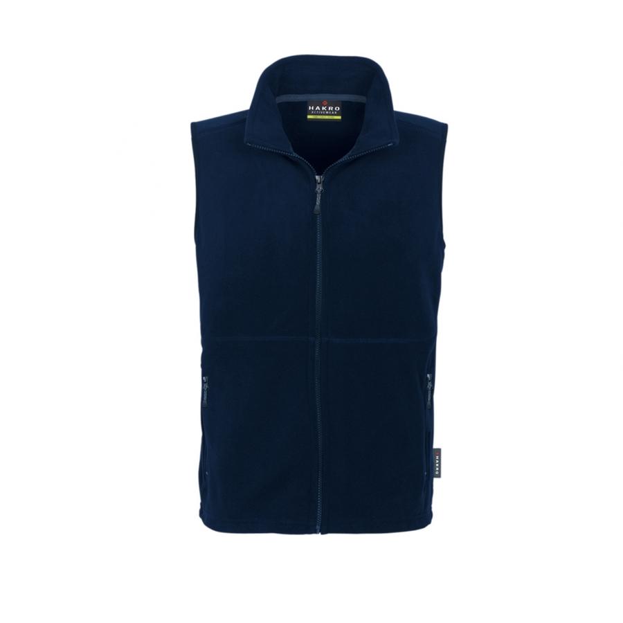 Hakro 841 Fleece vest Tinte