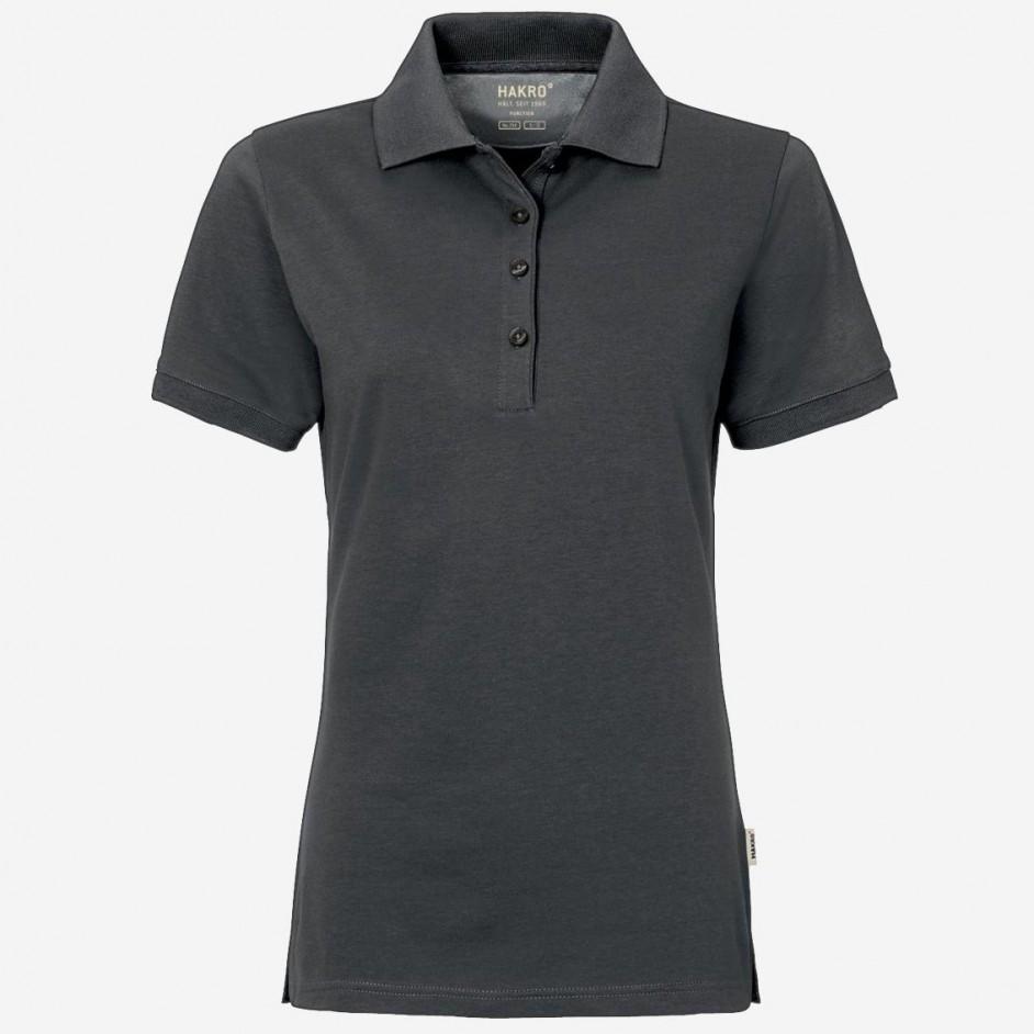 214 Dames polo shirt katoen tec Hakro
