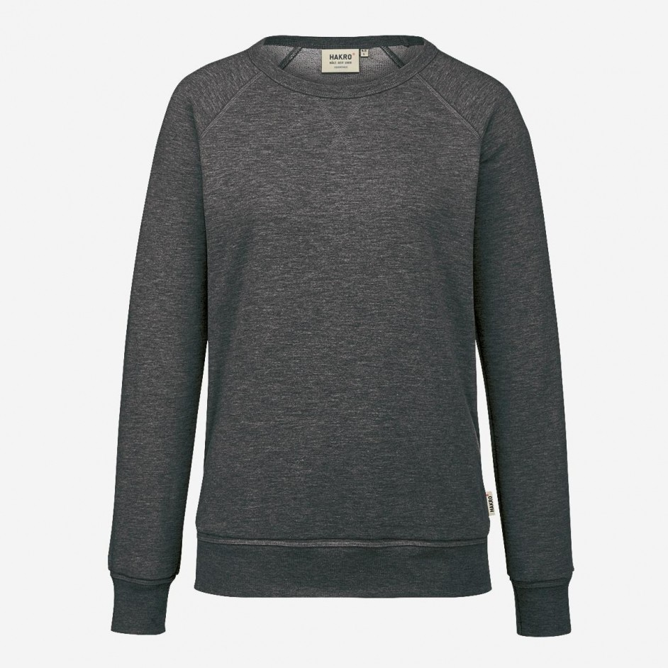 407 Hakro Dames Raglan Sweater