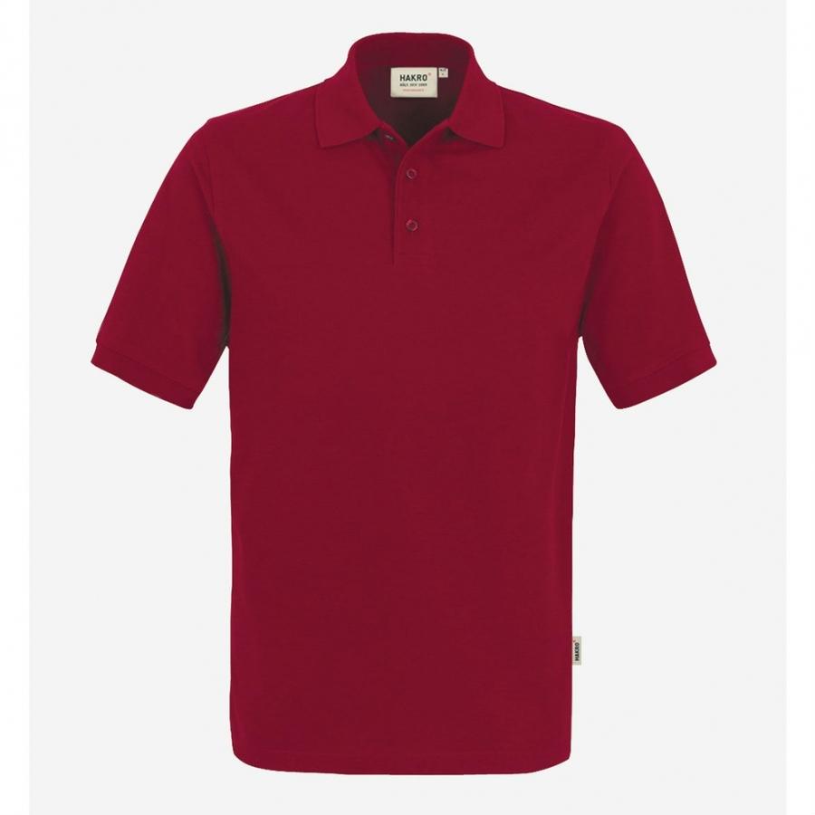 Poloshirt 816 Hakro Burgundy