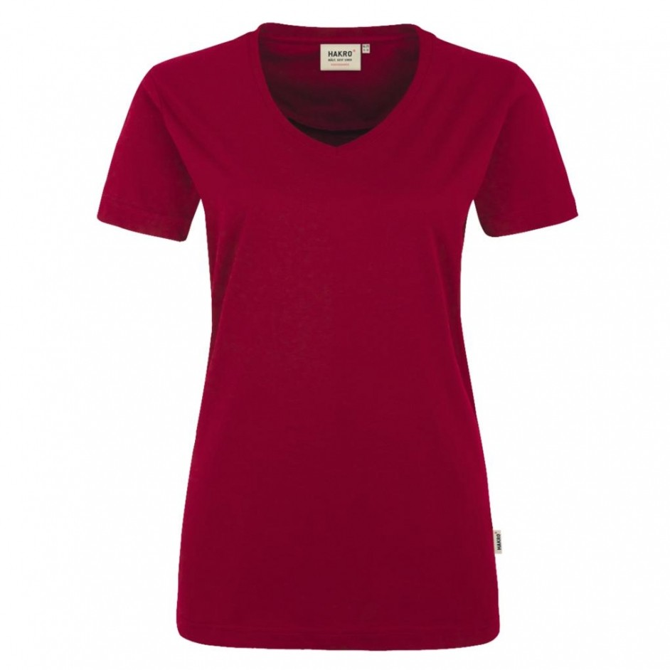 182 Dames V-shirt High Performance