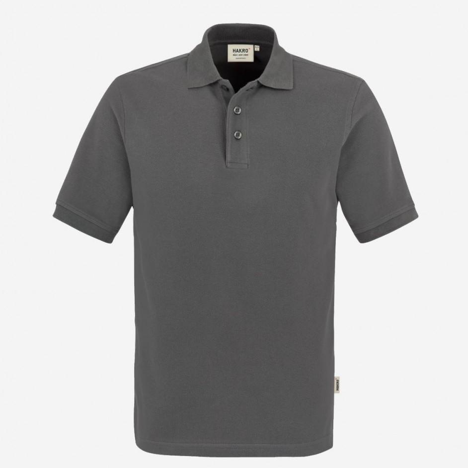 810 Poloshirt Classic Hakro graphiet