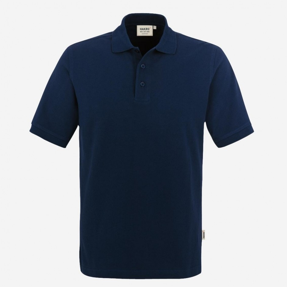 810 Poloshirt Classic Hakro inktblauw