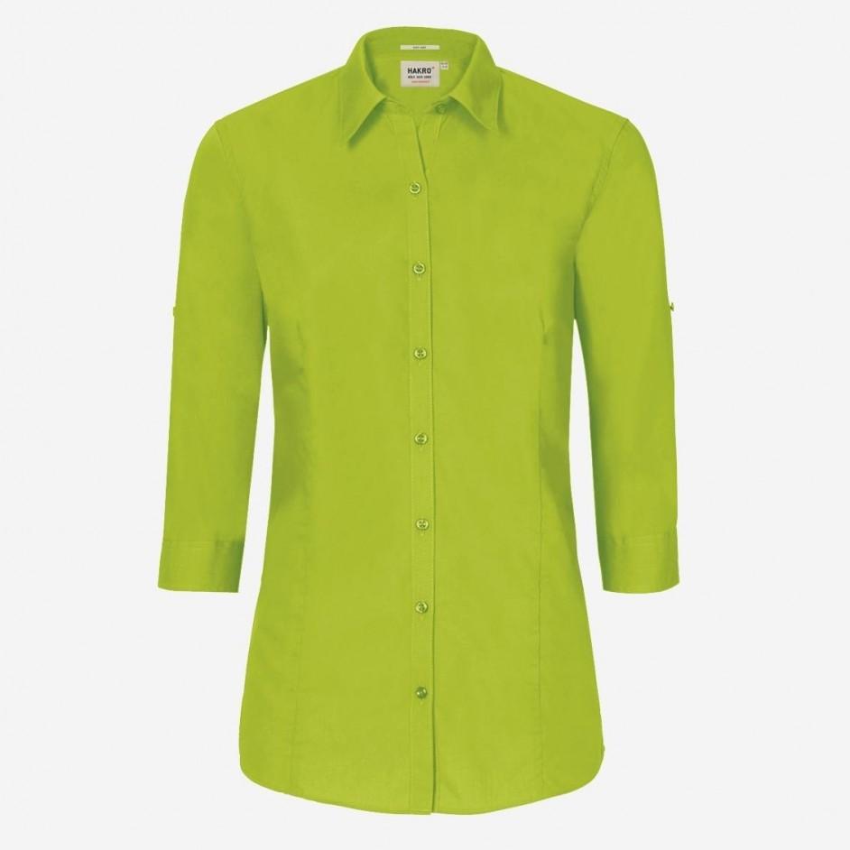 120 Dames blouse 3/4 arm performance Hakro