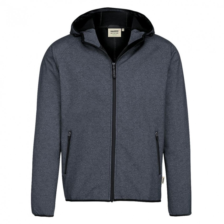 863 Indiana Hooded jacket Hakro