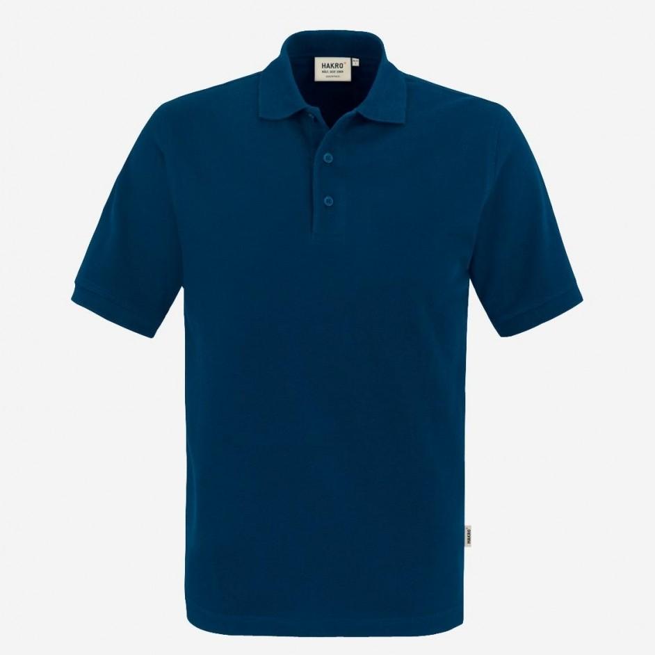 810 Poloshirt Classic Hakro Navy