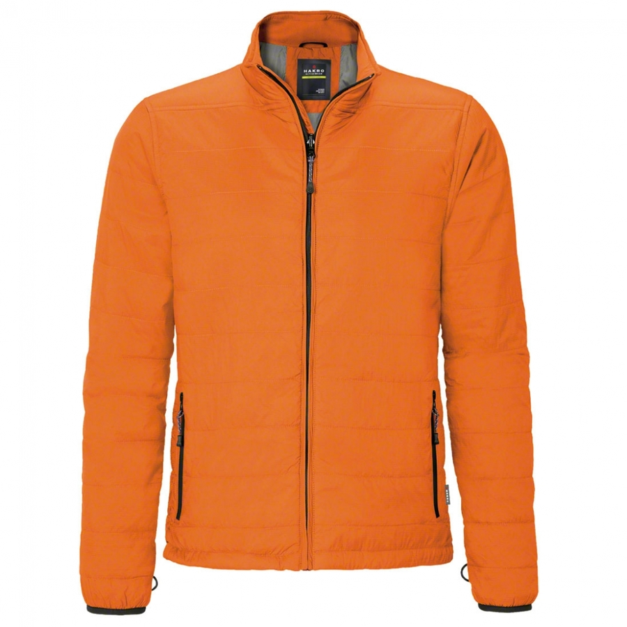 Heren Jack  met ZIP-IN Oranje