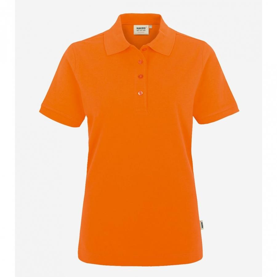216 Hakro Women Performance poloshirt Oranje