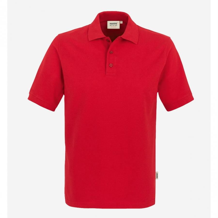 Poloshirt 816 Hakro Rood