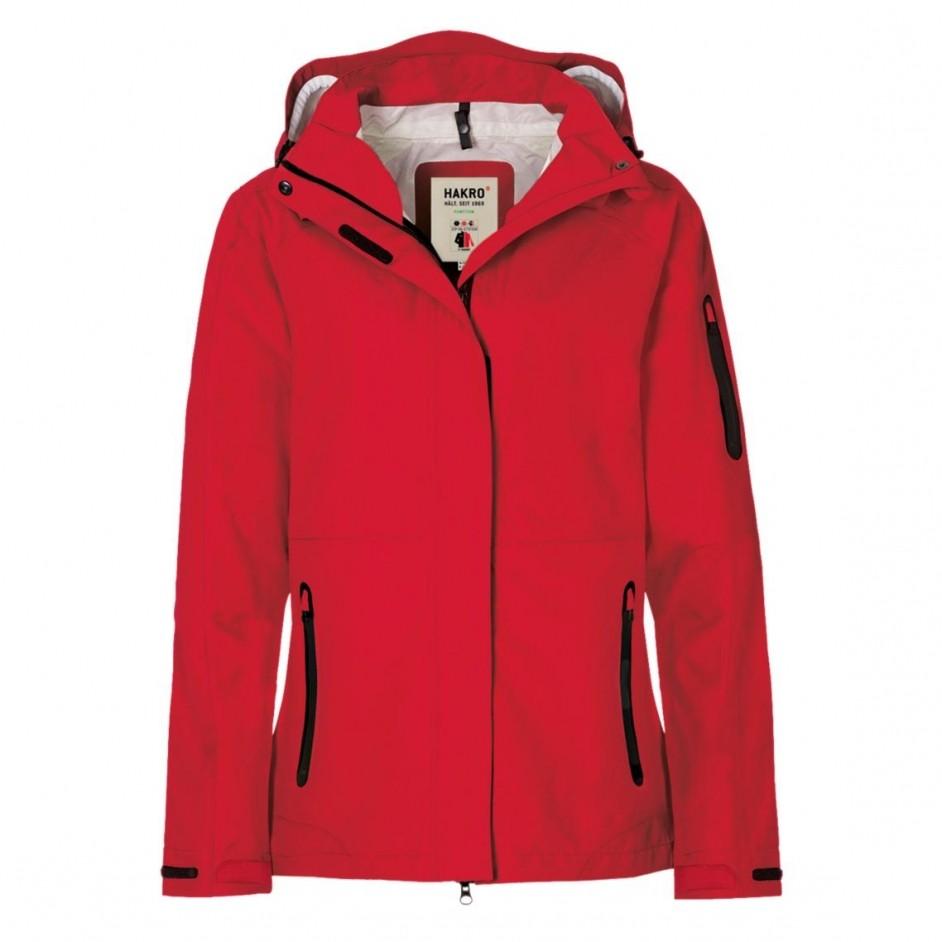 250 Dames Fernie Active Jacket Hakro rood