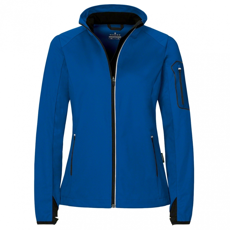 Dames Light Softshell Jack Royal