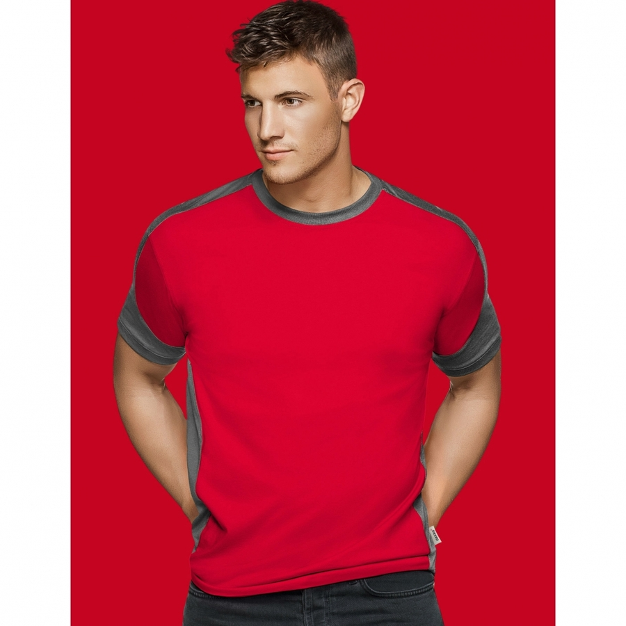 Hakro contrast t-shirt 290