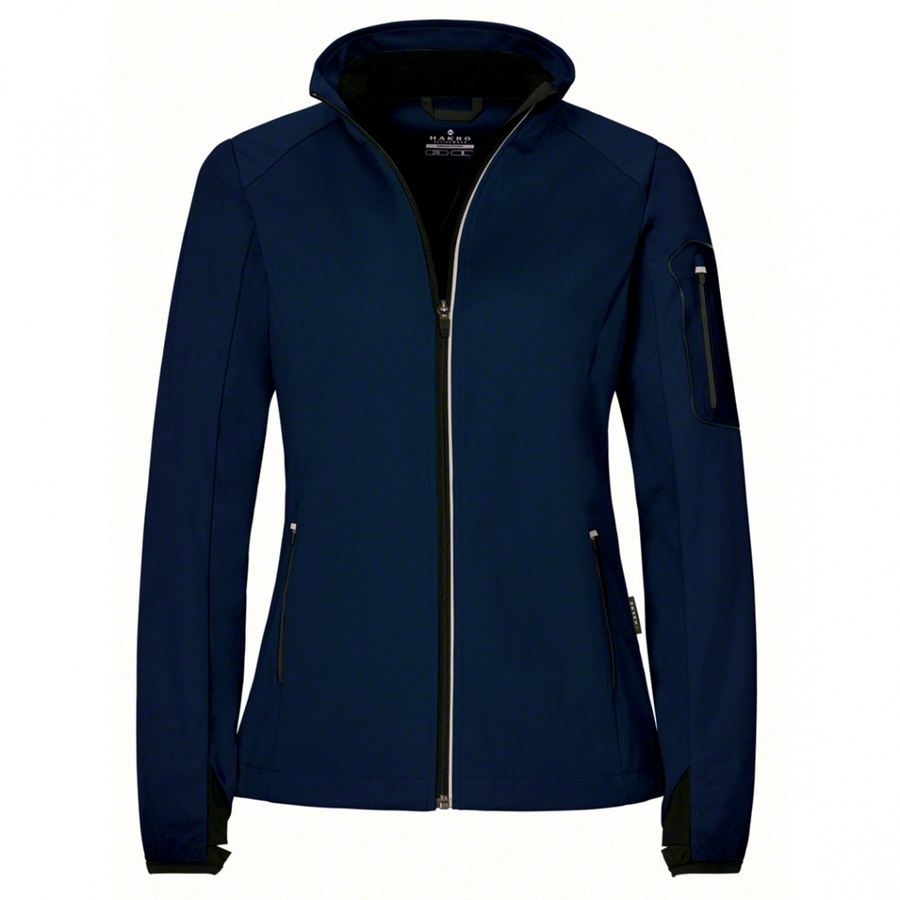 Dames Light Softshell Jack Ink blue
