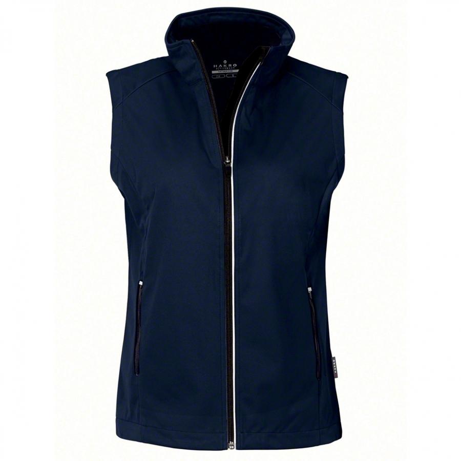Dames bodywarmer softshell 254 Ink Blue