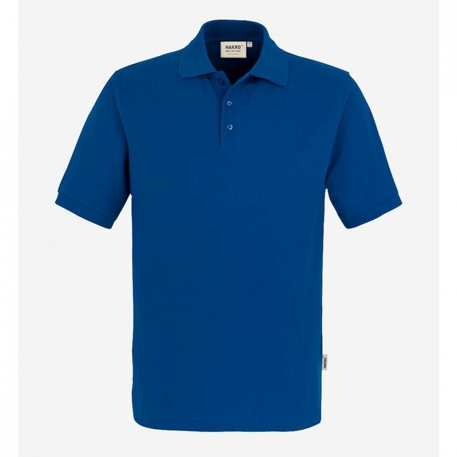 Poloshirt 816 Hakro Ultramarine blauw