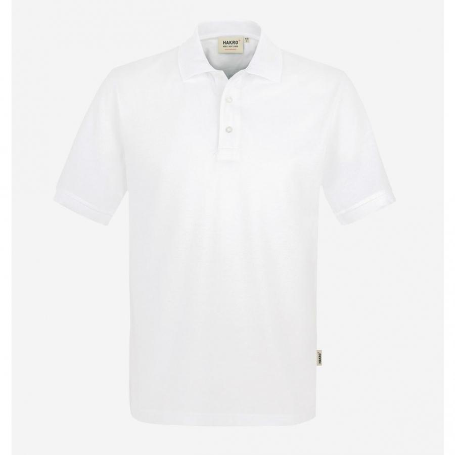 Poloshirt 816 Hakro Wit