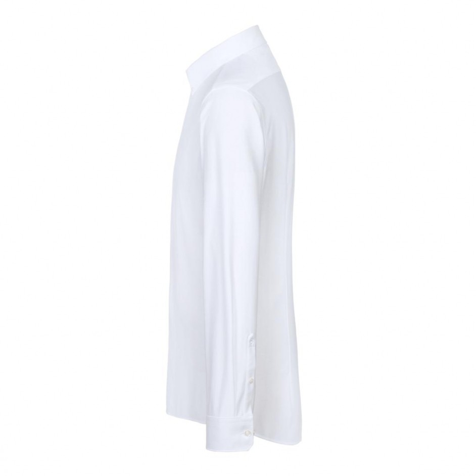 130 Natural Stretch Regular hemd Hakro