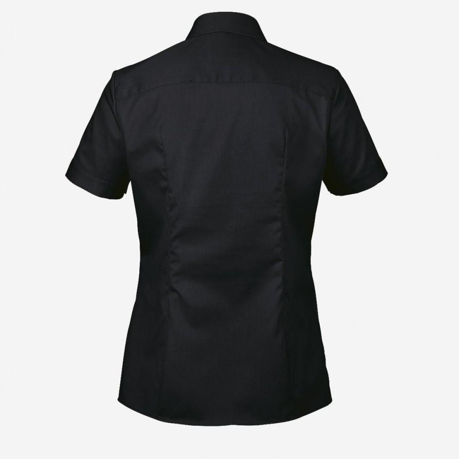 112 Hakro Business Short-Sleeved Blouse